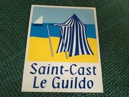 Autocollant Saint Cast Le Guildo - Stickers