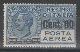 Italie - YT PA 11 ** - 1927 - 1900-44 Victor Emmanuel III