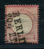 4284 - D.R. - Mi.Nr. 19 V, Gestempelt - Abarten