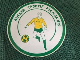 Autocollant Foot Avenir Sportif Pignanais - Stickers