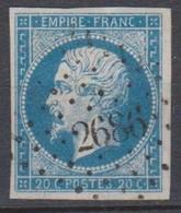 PC   2686   RIVE  DE  GIER    (84  - LOIRE) - Marcophilie (Timbres Détachés)