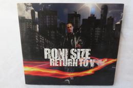 "CD ""Roni Size"" Return To V - Dance, Techno & House"