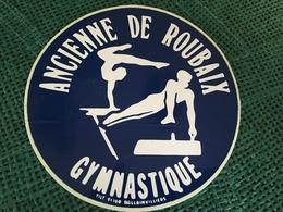 Autocollant Roubaix Gymnastique - Stickers
