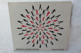 """CD """"Barbara Morgenstern"""" Nichts Muss - Musik & Instrumente"""