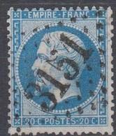 GC   3151   RIVE  DE  GIER    (84  - LOIRE) - Marcophily (detached Stamps)