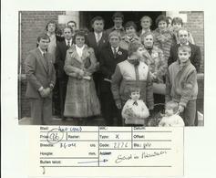 **1 X  PERSFOTO - GOUDEN  BRUILOFT  TE  NIEUWMOER - 1984 - Kalmthout