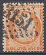 GC   3151   RIVE  DE  GIER    (84  - LOIRE)  SUR  38 - Marcophily (detached Stamps)