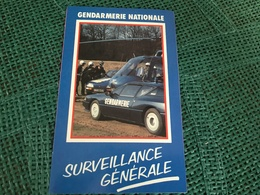 Autocollant Gendarmerie Nationale - Stickers