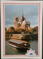 Ak Frankreich - Paris - Notre-Dame - Churches & Convents