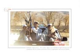 GARDEZ / Afghanistan - Des Soldats Afghans Vont Combattre Contre L'organisation Terroriste Al-Qaeda - Afghanistan