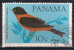 Panama 1965 - Birds - Panamá
