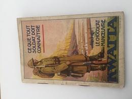 Livret Le Chocolat Manoeuvre  CHOCOLAT KWATTA - Collections