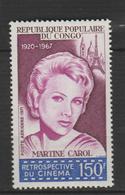"""CONGO ;P.A. N°109 """" MARTINE CAROL"""" - Congo - Brazzaville"""
