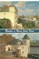 Cpsm -   Nantes -  Le Musée  Jules Verne         AH166 - Nantes