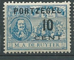 Pays Bas -   - Yvert N°  34 *   - Ad 38308 - Postage Due