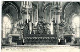 CPA 75 PARIS Cathédrale Notre Dame - Maitre Autel - Notre Dame De Paris