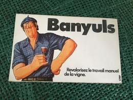 Autocollant Banyuls - Stickers