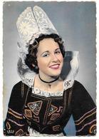 29 - Costume Et Coiffe De Rosporden  - Ed. CAP N° 1732 Colorisée - France