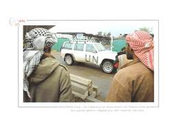 BAGHDAD - Les Inspecteurs En Désarmement Des Nations Unies Vont Inspecter Une Usine - Iraq