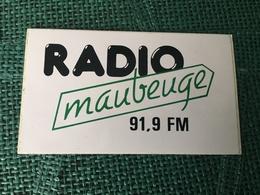 Autocollant Radio Maubeuge - Stickers