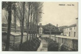 FAENZA - PORTA PIA - VIAGGIATA FP - Faenza