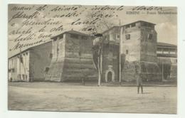 RIMINI - ROCCA MALATESTIANA - 1914 VIAGGIATA FP - Rimini