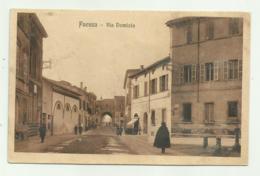 FAENZA - VIA DOMIZIA - NV  FP - Faenza