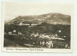 GORIZIA - CASTAGNEVIZZA E MONTE S.GABRIELE - NV  FG - Gorizia