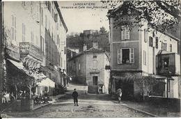LARGENTIERE Hospice Et Café Des Récollets - Largentiere