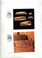 Carte Maximum 1994 Archeologie - Aland