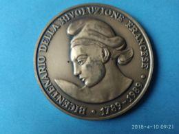 Bicentenario Della Rivoluzione Francese 1789/1989 - Monarchia / Nobiltà