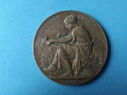 Ministero Delle Finanze  Amministrazione Di Monete E Medaglie 1889 - Monarchia / Nobiltà