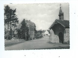 Membach Rue De La Gare Et Chapelle St Quirin - Baelen