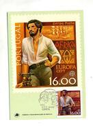 Carte Maximum 1980 Europa - Maximum Cards & Covers
