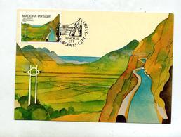 Carte Maximum 1983 Europa - Maximum Cards & Covers