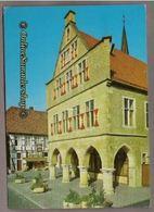 BRD - AK : Werne - Historisches Rathaus - Werne