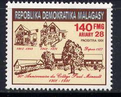 MADAGASCAR - 1050** - COLLEGE PAUL MINAULT - Madagascar (1960-...)
