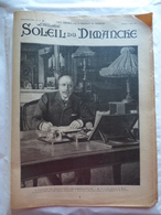 LE SOLEIL DU DIMANCHE  N° 14 Du 7/4/1901 LE COMTE ALBERT DE MUN - LE MARCHE A LA FERRAILLE Bld VOLTAIRE A PARIS - Newspapers