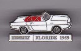 Pin's  RENAULT FLORIDE 1959 - Renault