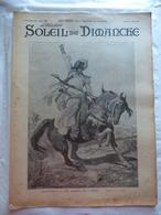 LE SOLEIL DU DIMANCHE  N° 16 Du 21/4/1901 L'INSURRECTION AU YEMEN - LEON TOLSTOI - Newspapers