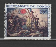 "CONGO ;P.A. N°71+72 ""DELACROIX"" - Congo - Brazzaville"