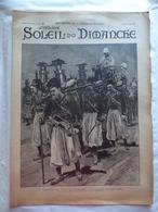 LE SOLEIL DU DIMANCHE  N° 18 Du 5/5/1901 CONQUETE DES OASIS SUD ALGERIENS - - Newspapers