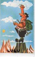 HUMOUR 129 : Alpiniste , édit. Deria,  Impr. En Suisse - Humour