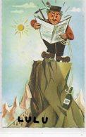 HUMOUR 128 : Alpiniste , édit. Deria,  Impr. En Suisse - Humour
