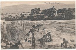 AFRIQUE DU SUD - The Komati River - Hommes Nus, Baignade - South Africa
