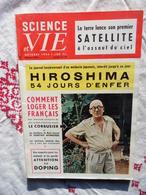 MENSUEL SCIENCE ET VIE N°457 DE OCTOBRE 1955 - Science