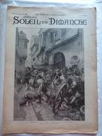LE SOLEIL DU DIMANCHE  N° 19 Du 12/5/1901 FAMILLE IMPERIALE RUSSE - LE VERNISSAGE - HEROISME DE LA ROCHEJAQUELEIN - Newspapers