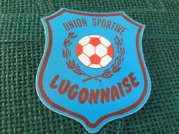 Autocollant Foot Union Sportive Lugonnaise - Stickers