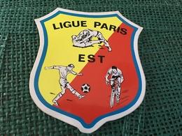 Autocollant Foot Ligue Paris Est - Stickers