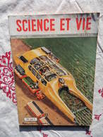MENSUEL SCIENCE ET VIE N°  406 DE JUILLET 1951 - Science